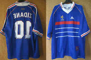 Maillot france 98